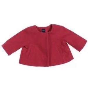 Baby Gap Girl 0-6 months Pink Jacket Pea Coat